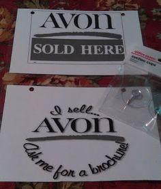Avon Success Secrets Exposed!: (DIY)  Do It Yourself Avon Car Signs