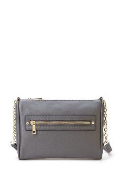 Textured Mini Crossbody Bag #Accessories #Handbag