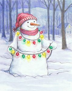 """from """"just pencil on paper"""" (http://justpencilonpaper.blogspot.com/2012/12/glowing-holiday-wishes.html)"""