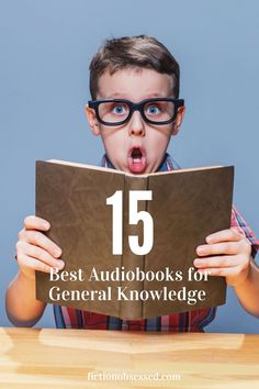 Are you looking for general knowledge audiobooks? You've come to the right place. Check out our picks for the best audiobooks about general knowledge. Our list includes self-help audiobooks, fiction audiobooks, audiobooks for women, audiobooks for teenagers, business audiobooks, graphic design audiobooks educational audiobooks, etc. Facts For Kids, Fun Facts, Space Shuttle Disasters, Types Of Intelligence, Lego Head, Best Audiobooks, Popular Toys, Book Writer, New Things To Learn