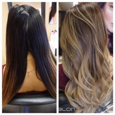 Summer Perfection: Lighter Brighter Sombre | Modern Salon