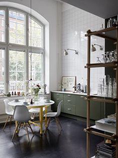 Design contemporain pour un loft
