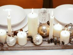 christmas table settings by dominstil, via Flickr
