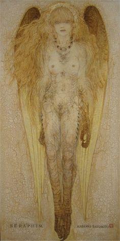 'Seraphim' by Masaaki Sasamoto.