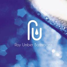 Plumber logo. Identity. Branding Branding & logo design for 'Roy Umber Plumbing.' By brandish graphics.com