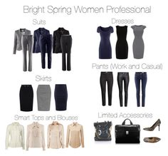 """Bright Spring Women Professional Wardrobe"" by samib2500 on Polyvore featuring H&M, Warehouse, Oasis, Monsoon, Darling, Pure Collection, Robert Friedman, Jessica Simpson, Siamod and Iman"
