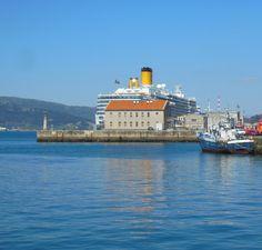 Vigo port - Pontevedra