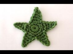 Crochet Star Video Tutorial and Pattern. Easy Level. Learn how to make crochet stars. This video tutorial may also be easy enough to crochet stars for beginners. Crochet Star Pattern below and free to print at .... Crochet, How, Crochê, Make, Star,