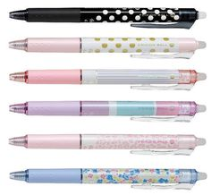 Limited Edition Japan Pilot Frixion Erasable by HappyMailOsaka