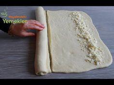 Poğaça kıvamında harika bir böreğin yapılışını sizlerle paylaşıyoruz. Akşam yap hamuru sabah pişir böreği tam bir kahvaltılık hamur işlerinden biri. Bu Turkish Kitchen, Food And Drink, Cheese, Cookies, Make It Yourself, Ethnic Recipes, Youtube, Bakken, Essen