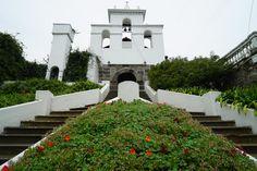 En la Hacienda Compañía de Jesús se erige esta pequeña iglesia que perteneció a la orden de los Jesuitas #mochileros