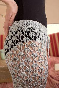 Crochet-2014-Glamping-0216_medium2 Crochet Skirts, Crochet Clothes, Crochet Lace, Crochet Stitches, Crochet Apple, Crochet Pants Pattern, Crochet Patterns, Skirt Patterns, Coat Patterns