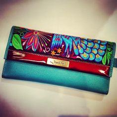 Pequeña marroquineria Continental Wallet, Artisan, Bag, Craftsman
