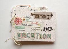 Vacation 2013 - mini album by MonaLisa at @Studio_Calico