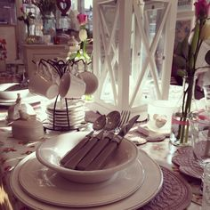 Tableware, Crockery, Dining. Nora's Ilkley, Yorkshire