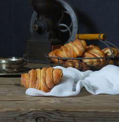 Franzbrötchen - Cinnamon rolls - Rollitos de canela alemanes
