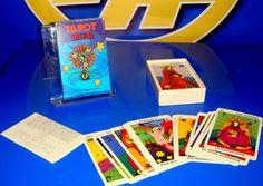 Cartas el tarot descatalogadas BALBI 78 cartas FOURNIER usadas