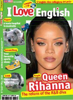 I Love English 240 may 2016 - A koala hospital in Australia /   Storm chasers…