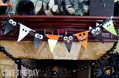 Halloween: Guirnaldas