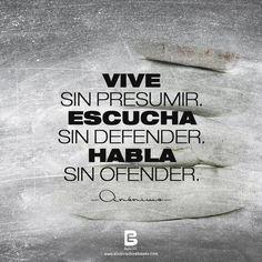 Vive sin presumir. Escucha sin defender. Habla sin ofender. —Anónimo—  Visítanos: http://www.elsalvadorebooks.com/