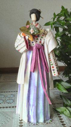 和紙人形  blog.goo.ne.jp