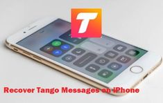 Wanting to recover deleted or missing Tango messages on your iPhone. Here, this tutorial will be a full guide for you. It will discuss how to recover Tango messages on iPhone. Recovery Tools, Data Recovery, Brian Davis, Latest Ios, Iphone Icon, Tango, Usb, Messages, Record Audio