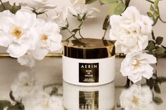 From body cream that soothes and softens to delicate fragrances that smell divine, Aerin's must-have beauty range is back. #Aerin