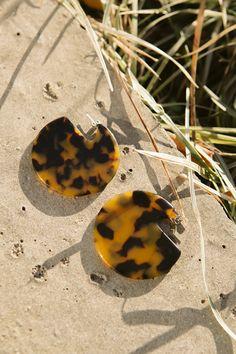 Tortoise Clare Earrings