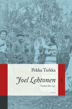Title: Joel Lehtonen I   Author: Pekka Tarkka   Designer: Markus Pyörälä