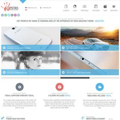 Maestro Business Instrument WordPress Theme | Best WordPress Themes Download 2013