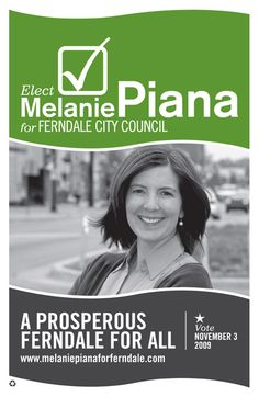 City Council CAMPAIGN DESIGN | Jamie Latendresse