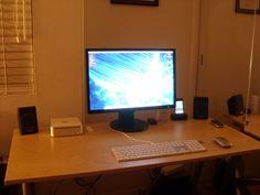 Inspirational Workspace Setup