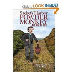 SFC Blog: Families Matter: Book Review: Sackets Harbor Powder Monkey: The War of 1812  http://familiesmatter2us.blogspot.com/2013/03/book-review-sackets-harbor-powder.html