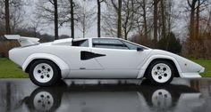 1982 Lamborghini Countach  - 5000 S