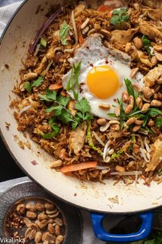No need for a takeout! This Indonesian Fried Rice will surely become your favourite recipe.