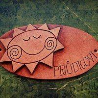 Prodané zboží uživatele keramikárna   Fler.cz Happy Art, Clay Crafts, Cement, Dyi, Stamp, Stars, Moon, Sun, Carved Wood