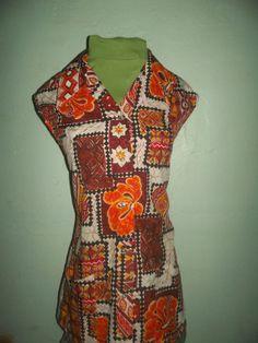 Vintage Women's Hawaiian Blouse  1960's. size XL by jeannesarmoire, $35.00
