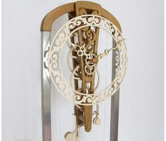 wooden clock   Thread: Wooden Clock Gears