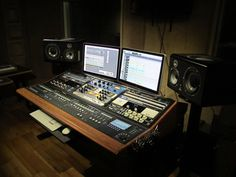 I recently purchased a desk for my Avid Artist Series controllers from Sterling Modular and all I can say is WOW! I looked at every desk out there incl Recording Studio Furniture, Recording Studio Home, Multitrack Recording, Studio Layout, Studio Setup, Studio Gear, Audio Studio, Music Studio Room, Music Studios