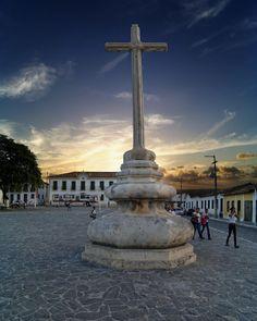 Praça São Francisco Cidade São Cristovão  St. Francisco Square City St Christopher