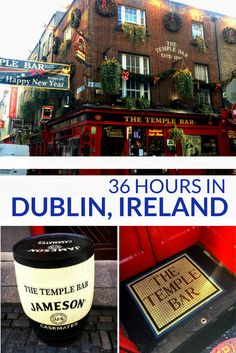 36 Hours in Dublin - travelsandmore