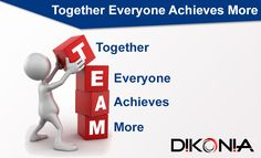 Talent wins games, but teamwork and intelligence win championships -Michael Jordan #MondayMotivation #TeamWorkQuotes #DikoniaQuotes