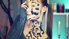 Carved Makeup Tutorial (3D Makeup Tutorial)