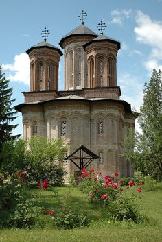 Snagov Monastery-burial place of Vlad the Impaler, a. Vlad III, Dracula, Drakulya, or Tepes Romania Travel, Ukraine, Church Architecture, Cathedral Church, Place Of Worship, Bucharest, Best Cities, Kirchen, Eastern Europe
