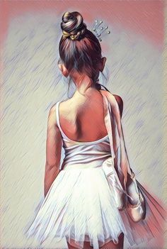 60 ideas for dancing pictures drawings Ballerina Painting, Ballerina Art, Ballet Art, Ballet Dancers, Ballet Drawings, Dancing Drawings, Girly Drawings, Art Drawings, Dance Pictures
