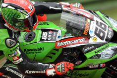 Tom Sykes World Superbike Champion 2013