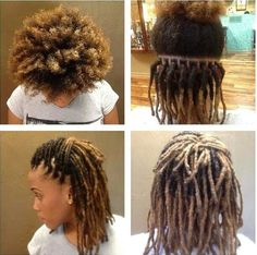 Faux Locs - So real looking! - http://community.blackhairinformation.com/hairstyle-gallery/locs-faux-locs/faux-locs-real-looking/
