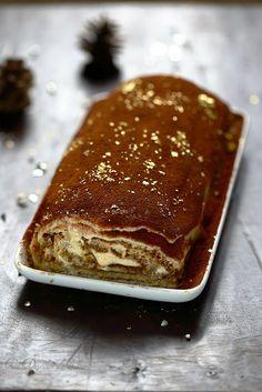 Delicious Cookie Recipes, Sweet Recipes, Cake Recipes, Dessert Recipes, Buche Facon Tiramisu, Culinary Classes, Icebox Cake, Gourmet Desserts, Pavlova