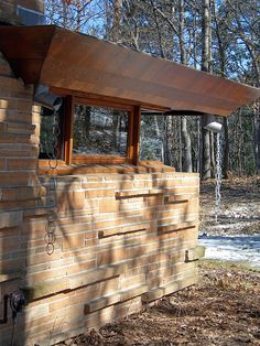 Seth Peterson Cottage, by Frank Lloyd Wright 20090312 4160