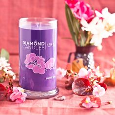 Diamond Candles fans told us: this scent is one of their all time FAVORITES!